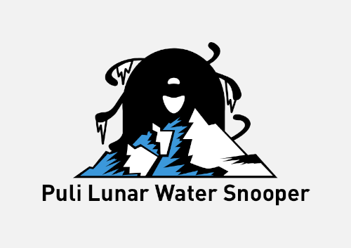 Logo of the Puli Lunar Water Snooper payload